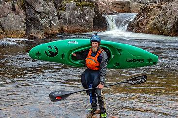 Tom Botterill Zet Kayaks