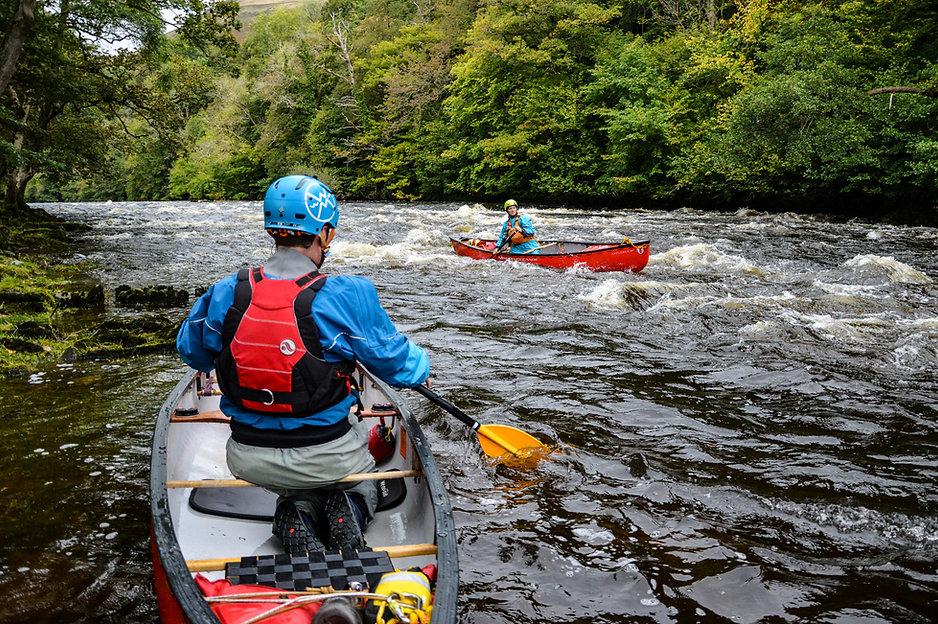 Canoe Leader Training