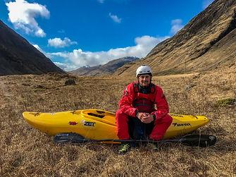 Joshua Telling Zet Kayaks.JPG