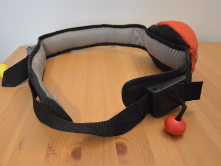 How to setup your quick release belt