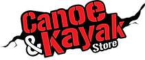 canoe and kayak store logo