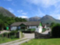 Rented cottage in Glen Coe