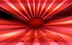 Right Light Therapy Bed