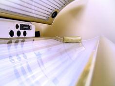 UV Tanning Bed