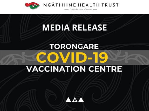 Ngāti Hine Health Trust open whānau-centric Covid-19 vaccination centre