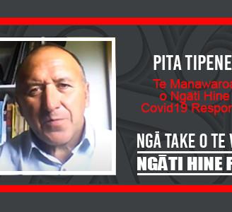 Ngā Take o Te Wā: Pita Tipene