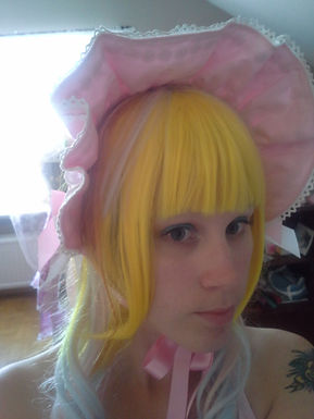 When I started with Sweet Lolita