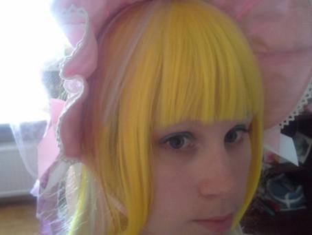 När jag började med Sweet Lolita