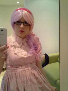 Sweet Lolita Bilder på Pinkiis Del 1