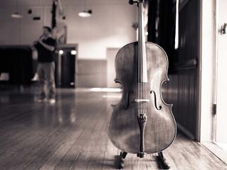 Beautiful music in a beautiful place