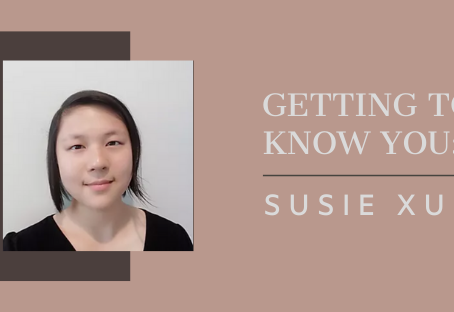 Getting To Know You: Susie Xu