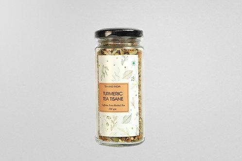 Turmeric Herbal Tea Tisane