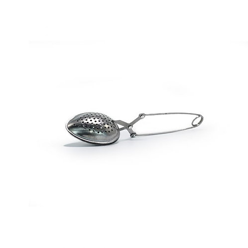 Egg Shape Stainless Steel Infuser