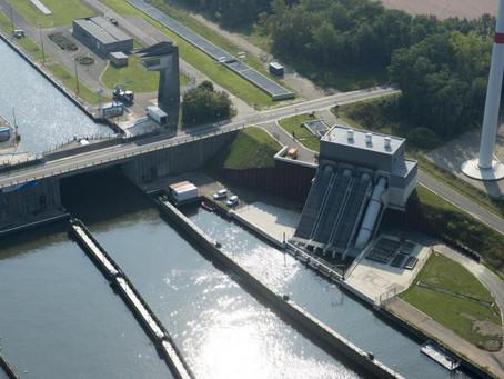 Bezoek aan De Vlaamse Waterweg - UITGESTELD tot na de zomer