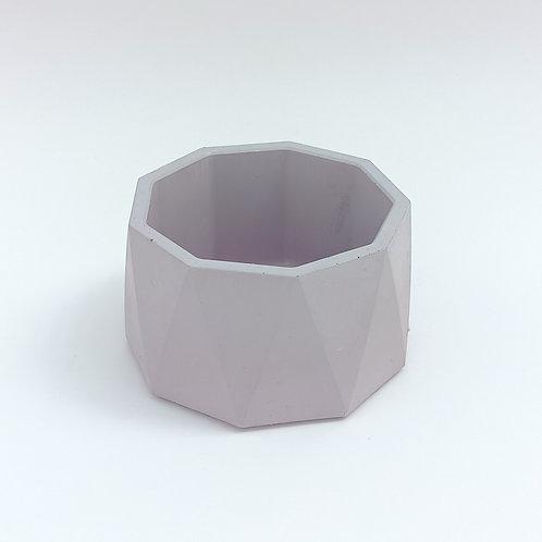 Maceta de concreto julieta
