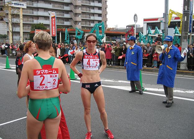 Chiba Ekiden Relays 2006 051.jpg