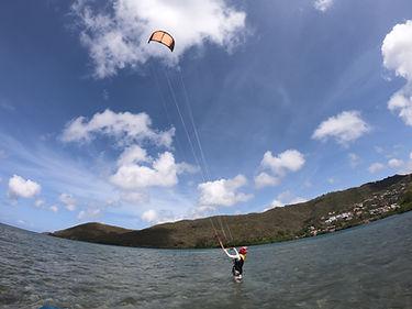 Cours de Kite surf Martinique