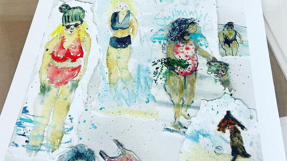 Cornish Swimmers