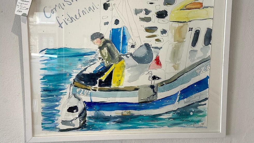 Original Cornish Fisherman
