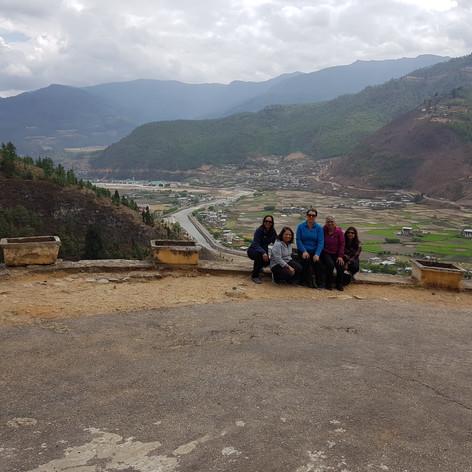 Thimpu Valley