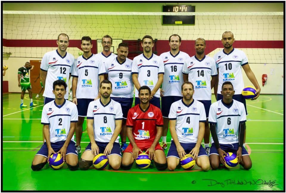 Senior masculin 2015-2016