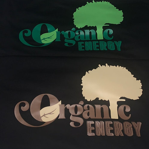 Organic Energy T-shirts