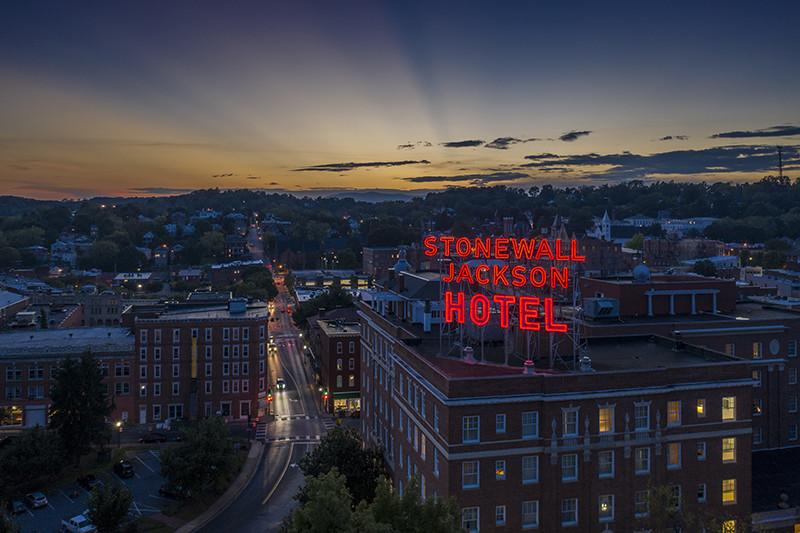 The Stonewall Jackson Hotel