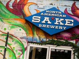 North American Sake Brewery