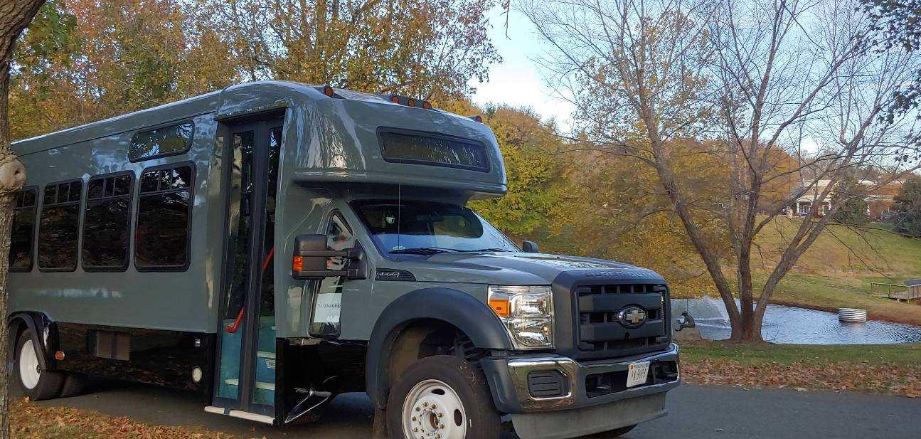 Fall Bus