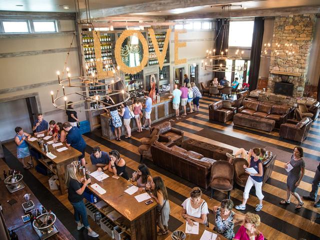 Veritas Vineyard and Winery