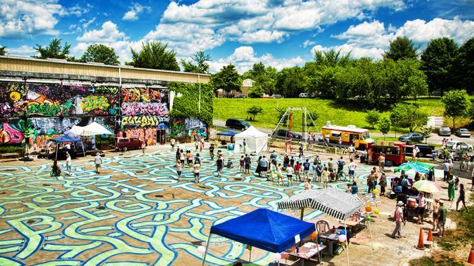 The IX ART Park