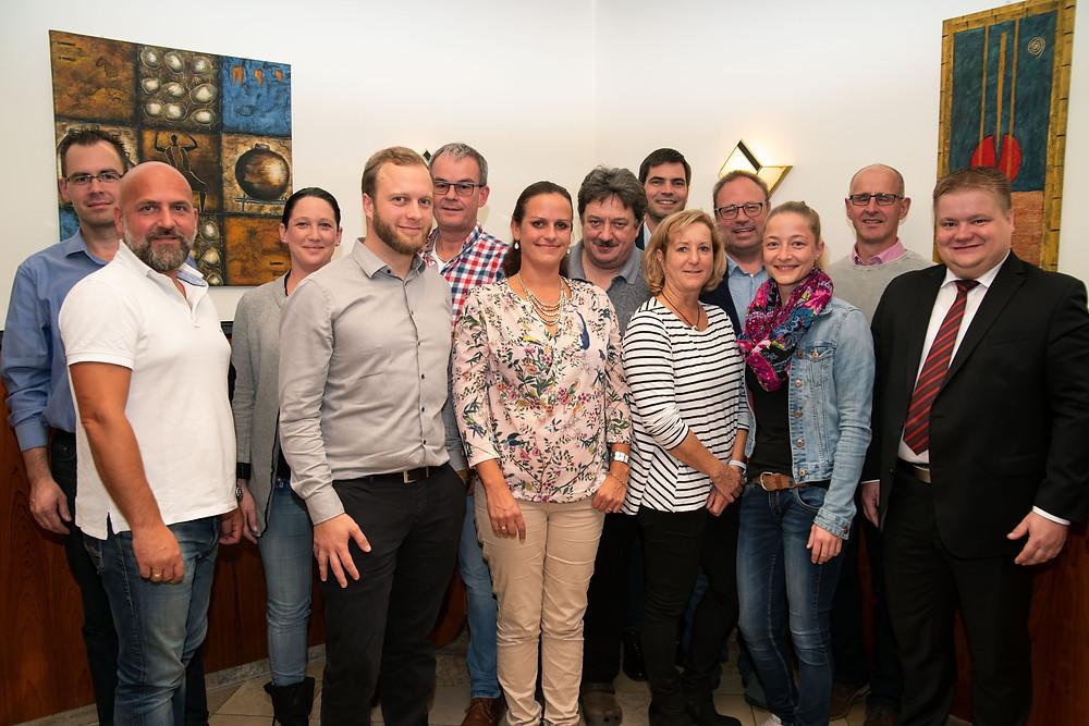 Vorstandschaft Wirtschaftsforum Burglengenfeld