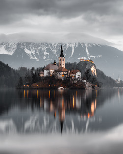 Cloud Capped Bled