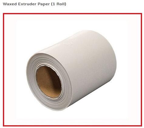 Waxed Extruder Paper (1 Roll) For Dakotah Sausage Stuffer