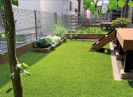 お庭の手入れが大変…それ人工芝にしませんか?/株式会社マイスター