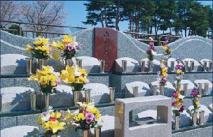 JR宇都宮駅より車で10分 後継者・管理者不要のお墓/惠光寺浄苑管理事務所