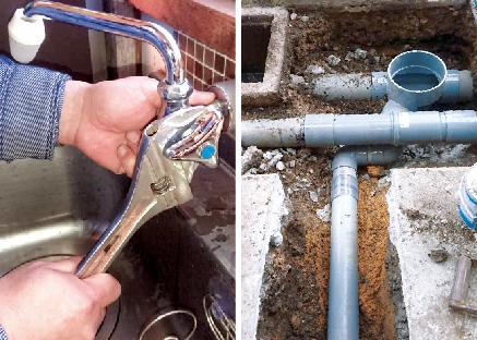 水まわりの修理・工事!豊富な経験と確かな技術で施工/ヤタベ設備