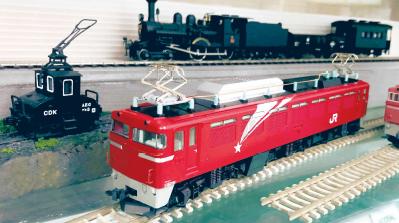 夢がふくらむ趣味の鉄道模型専門店/鉄道模型専門店 美美模型