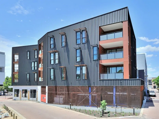 How we achieved a 6-star NABERS energy rating for DeHavilland Apartments