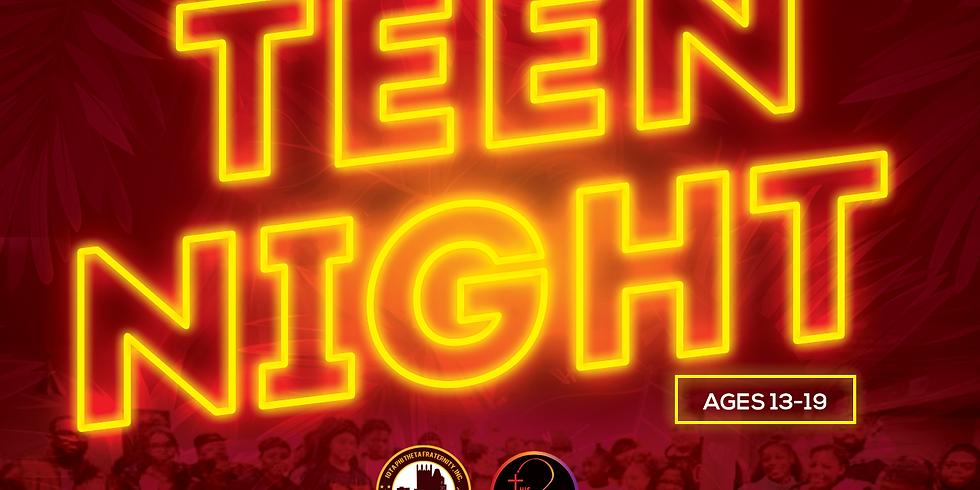 Teen Night with  Iota Phi Theta Fraternity, Inc.
