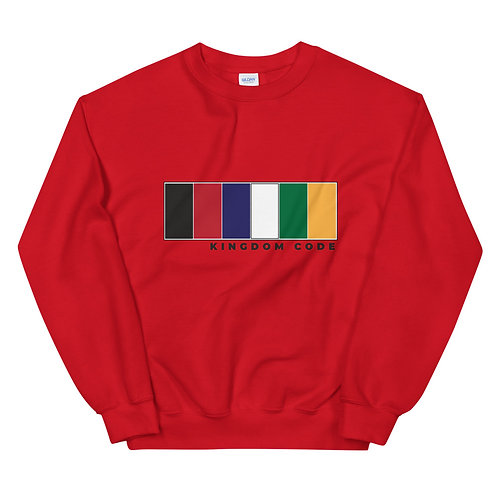 Kingdom Code Sweatshirt