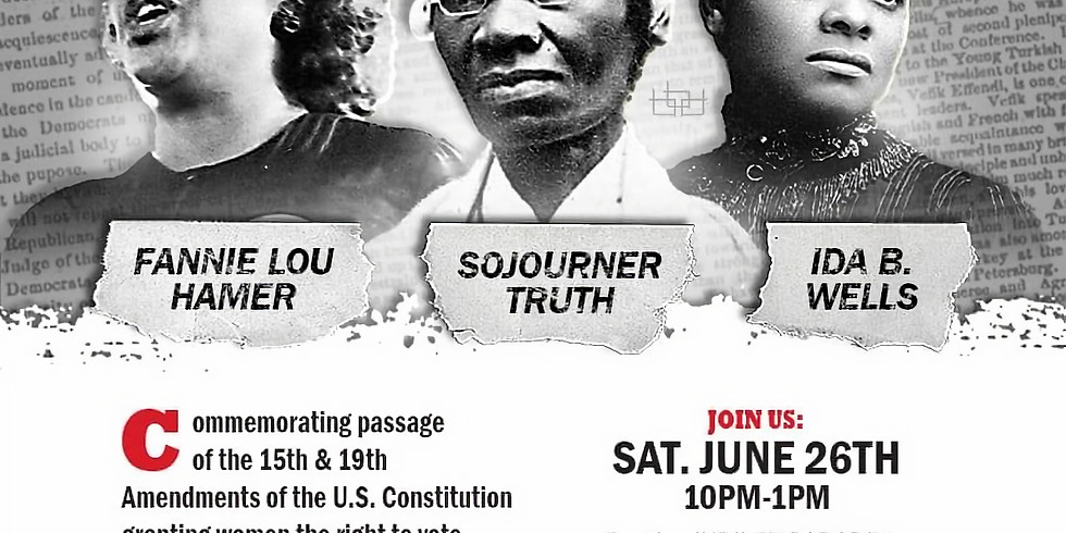 Juneteenth Parade | Sign Up To March