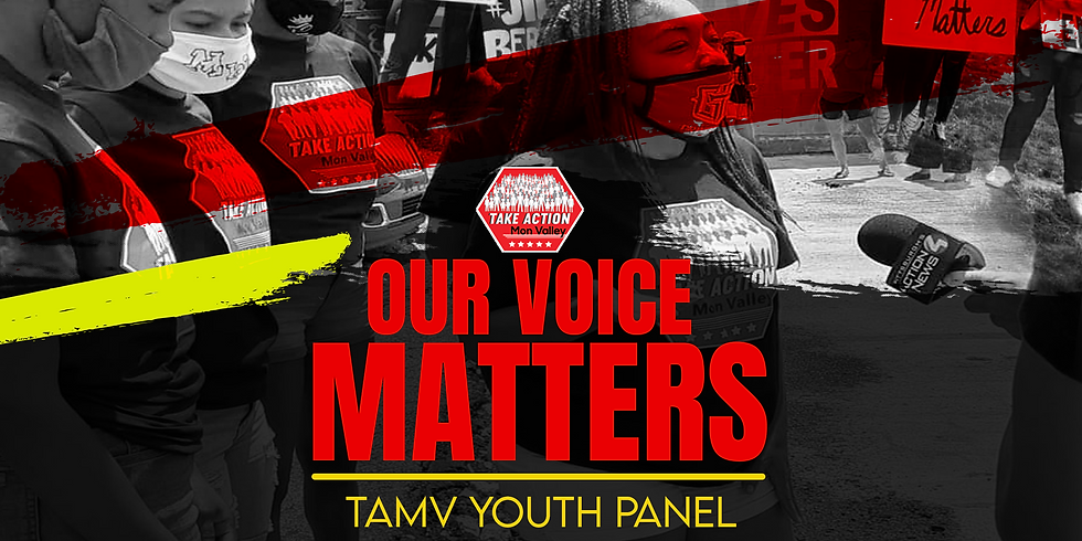 Our Voice Matters : TAMV Youth Panel