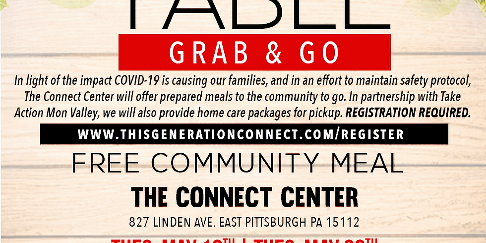 The Open Table - Grab and Go May 26