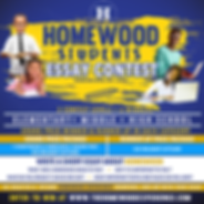 Homewood Essay Contest Flyer-Ad.png