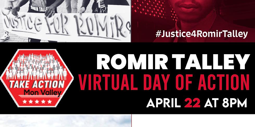 Romir Talley - Virtual Update