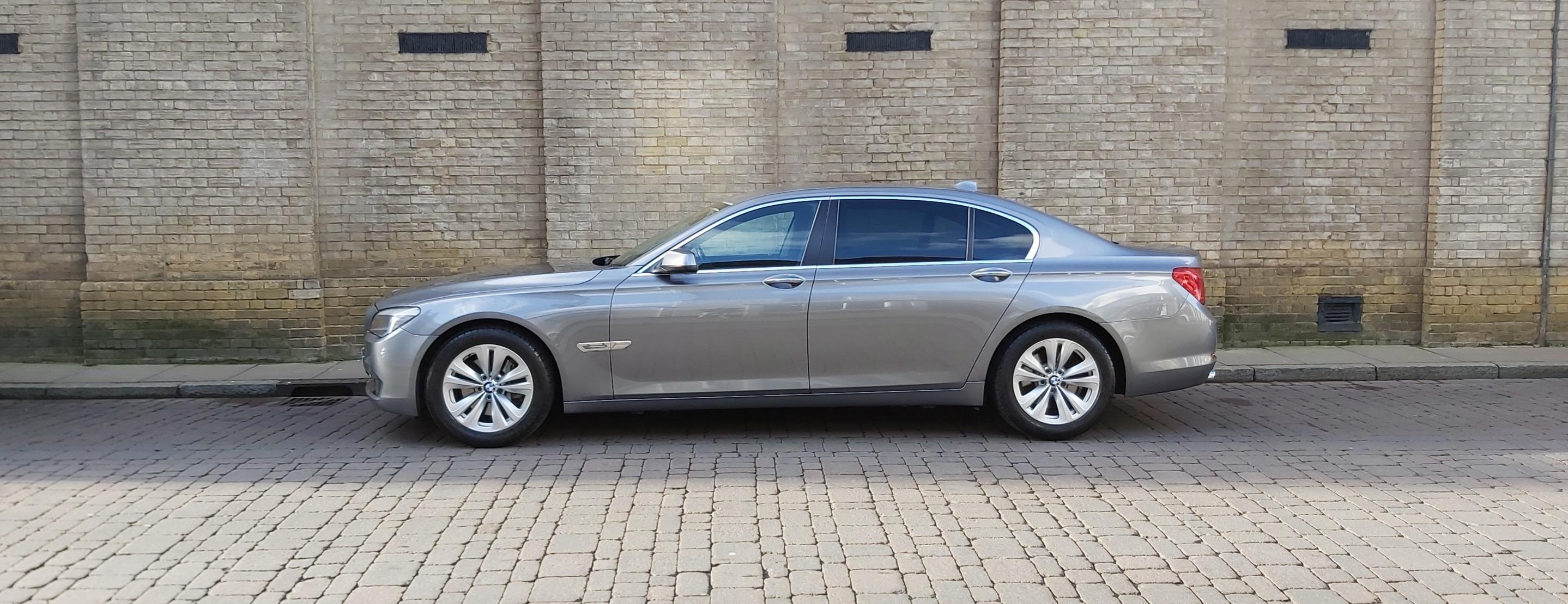 LUXURY TRAVEL | BMW 7 SERIES LWB