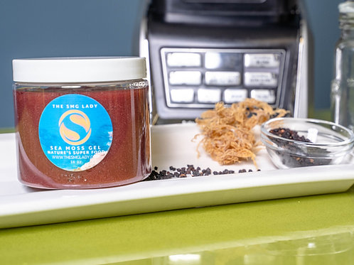 Elderberry | Super  Foods Plus Sea Moss Gel