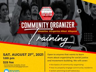 Part 1 TAMV Virtual Organizer Training