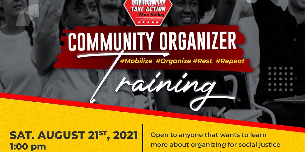 TAMV Community Organizer Training